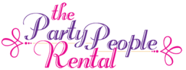 The Party People Rental logo