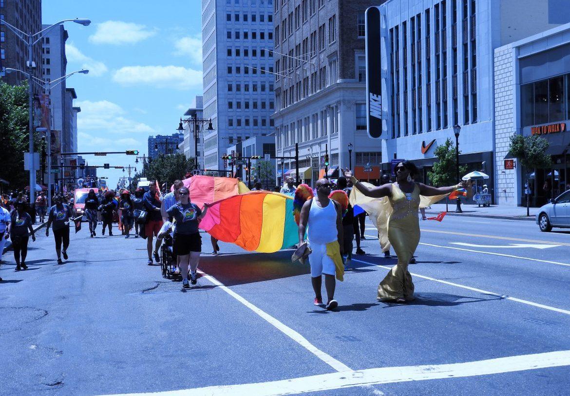 Newark Pride Parade 2017 - 1